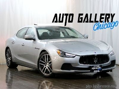 2014 Maserati Ghibli 4dr Sdn S Q4