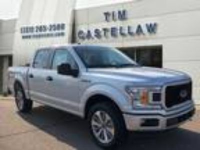 2018 Ford F-150 Silver, new
