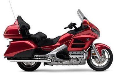2017 Honda Gold Wing Audio Comfort Navi XM ABS Touring Motorcycles Scottsdale, AZ