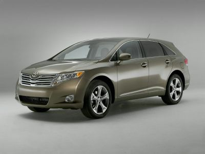 2009 Toyota Venza Base (Black)