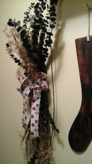 Antique Rug Beater Wreathes