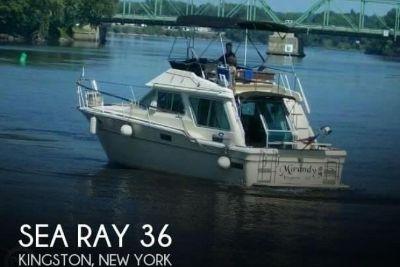 1982 Sea Ray 355 SR Sedan Bridge