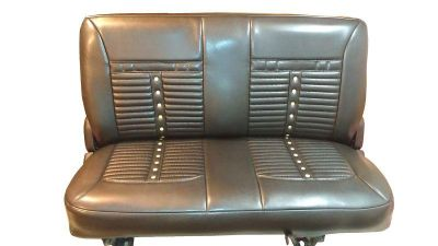 Sell Rat Rod Bench Seat Custom Made to order seats for hot /street rod motorcycle in Princeton, Minnesota, US, for US $599.00