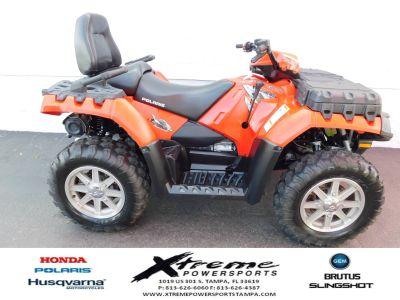 2010 Polaris Sportsman 550 Touring EPS Utility ATVs Tampa, FL