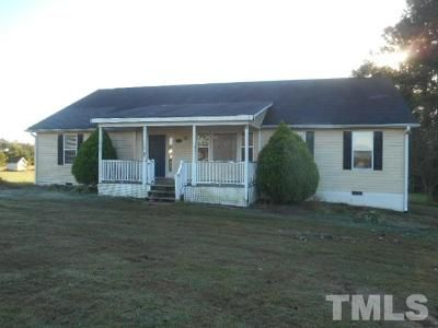 3 Bed 2 Bath Foreclosure Property in Zebulon, NC 27597 - Water Plant Rd