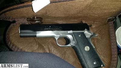 For Sale/Trade: Colt MK IV 80 Series