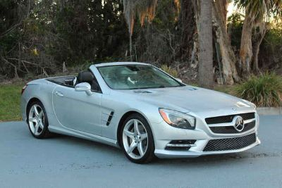 Used 2013 Mercedes-Benz SL 550 2dr Roadster