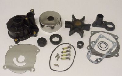 Find Water Pump Kit Johnson Evinrude 85,115,140,150,175,200,235 Hp 18-3393 395073 motorcycle in Mentor, Ohio, United States, for US $65.95