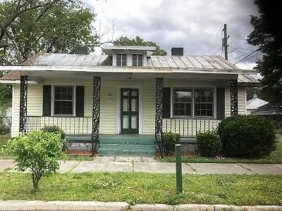 3 Bed 1 Bath Foreclosure Property in Rocky Mount, NC 27801 - Park Ave