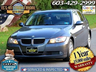 2007 BMW 3-Series 328xi (Gray)