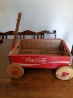 Coca Cola Wagon