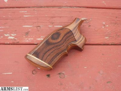 For Sale: Hogue Kingwood Grips for S&W K and L Frames