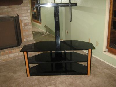 Glass Stand for TV