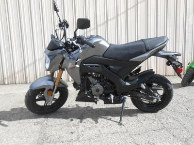 2017 Kawasaki Z125 Pro Sport Motorcycles Howell, MI