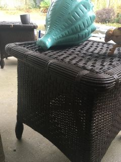 Matching Patio Side Tables
