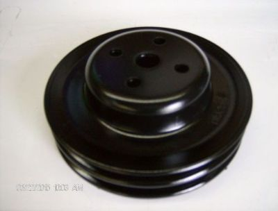 Purchase Chevrolet 2 Groove Water Pump Pulley Part Number 1362610 motorcycle in Sunnyvale, California, United States
