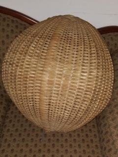 Handmade by the Amish XLG Potato Basket