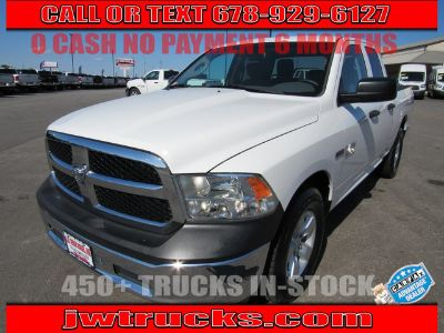 2015 RAM 1500 Tradesman/Express (Bright White Clearcoat)