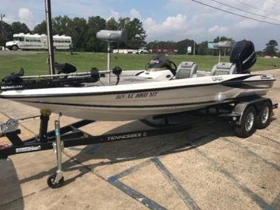 2007 Triton Tr 196 Bass Boat