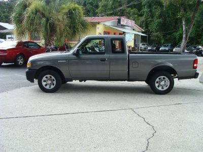 2007 Ford Ranger XL (Gray)