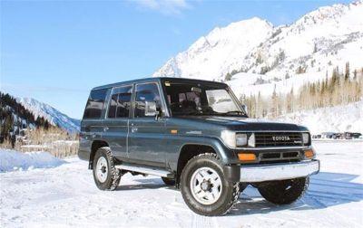 1991 Toyota LJ78