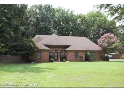 4 Bed 2 Bath Foreclosure Property in Nesbit, MS 38651 - Anthony Cv