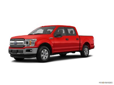 2018 Ford F-150 F150 4X4 SUPERCREW (Race Red)