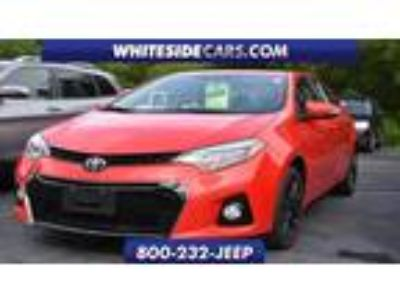 Used 2016 TOYOTA Corolla S in Mt. Sterling, OH
