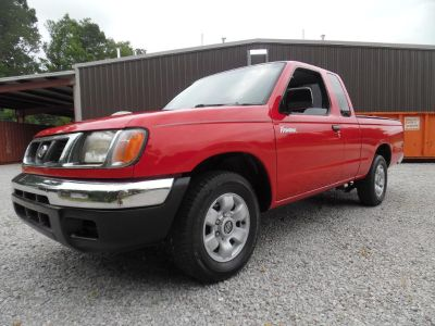 1999 NISSAN FRONTIER SE KING CAB