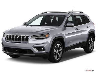 2019 Jeep Cherokee Limited (RED)