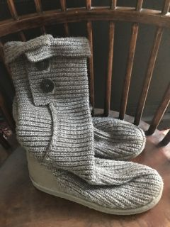 Ugg Boots. Woman s size 10