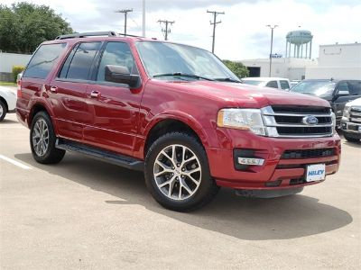 2015 Ford Expedition (Ruby Red Metallic Tinted Clearcoat)