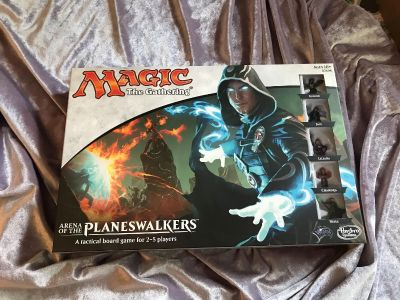 New sealed magic the gathering board game