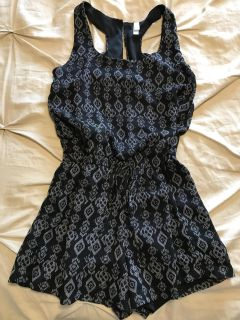 Size Small dress and romper