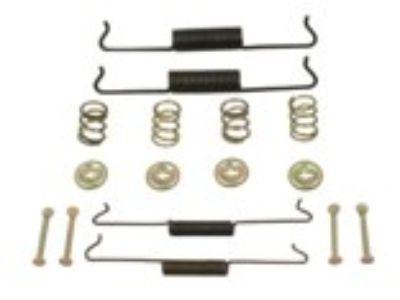 Brake Hardware Kit, Front