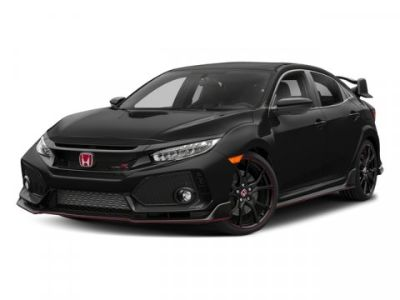 2018 Honda CIVIC TYPE R Touring (Polished Metal Metallic)