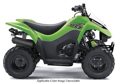2017 Kawasaki KFX50 ATV Kids ATVs Valparaiso, IN