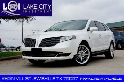 2014 Lincoln MKT 4dr Wgn 3.5L AWD EcoBoost