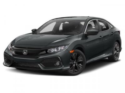 2019 Honda CIVIC HATCHBACK EX (Black)