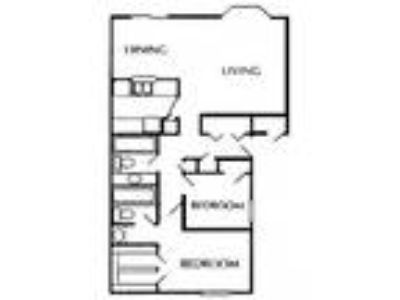 Sterling Bay Apartments - Plan Q