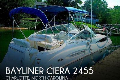 2002 Bayliner Ciera 2455