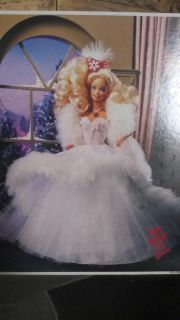5X8...HOLIDAY BARBIE PICTURE...PPU