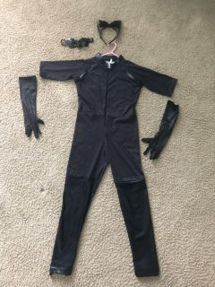Kids Cat woman Halloween costume since youth L