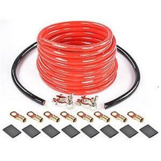 Sell Quickcar Battery Cable Wiring Kit 2 Gauge Top Post Mount Drag Car NHRA Rat Rod motorcycle in Lincoln, Arkansas, United States, for US $83.90