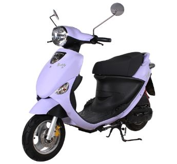 2019 Genuine Scooters Buddy 50 Scooter Indianapolis, IN