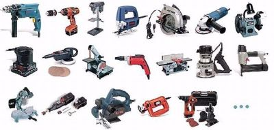 WE ARE BUYING POWER TOOLS