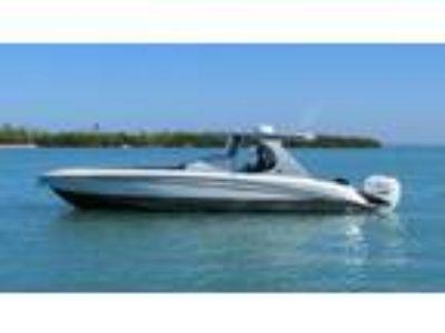 2019 Mystic Powerboats M3800