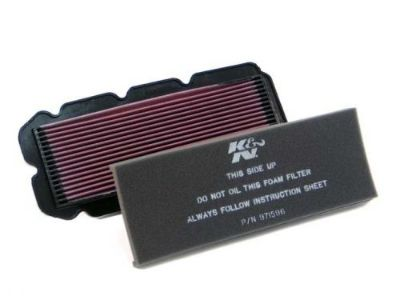 Purchase K&N Engineering Replacement Air Filter HA-1596 (HA-1596) motorcycle in Holland, Michigan, United States, for US $80.99