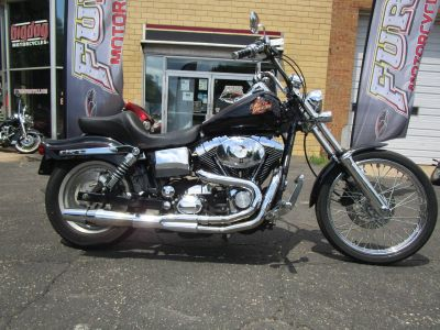 2001 Harley-Davidson FXDWG Dyna Wide Glide Cruiser Motorcycles South Saint Paul, MN