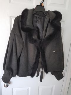 Unique Marc Jacobs fall/winter coat